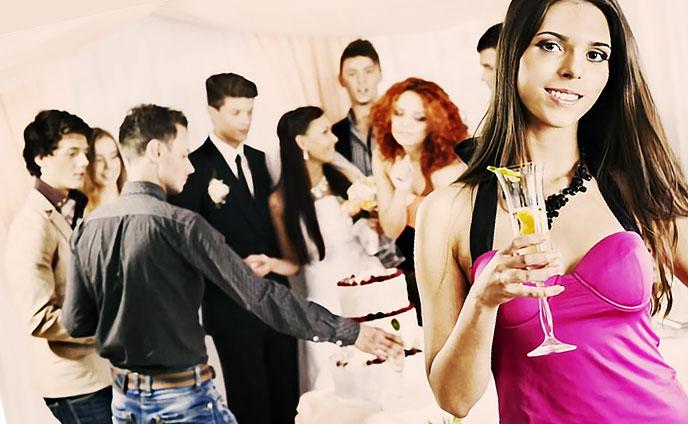結婚式は出会いの宝庫・友人の幸せが恋のチャンスに作戦