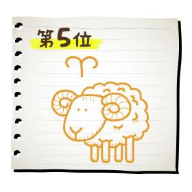 牡羊座の女性