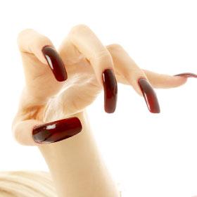 長すぎる爪は健康な爪の育成の妨げに