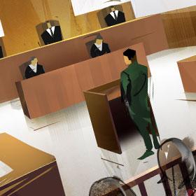 裁判傍聴デート