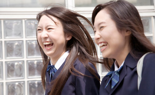 女子大生の癖に女子高生を若いと言うのは何ゆえか?