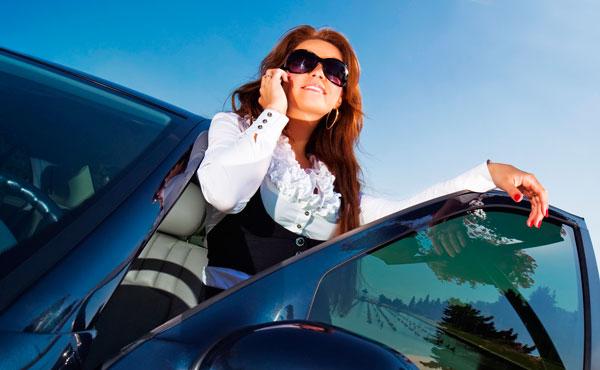 かっこカワイイ女の趣味はドライブ?