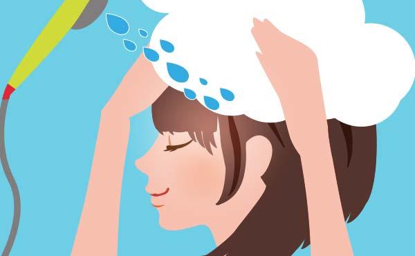 頭が臭い女は恋愛対象外!頭皮のニオイを改善するシャンプーの仕方