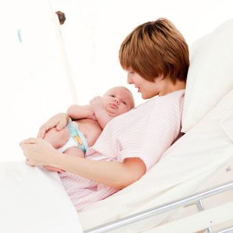 赤ちゃんを出産する夢