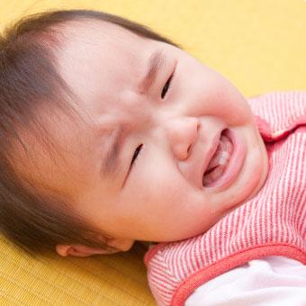 赤ちゃんが泣いている夢