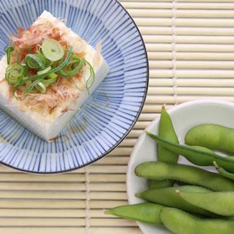 大豆イソフラボンは女性の味方