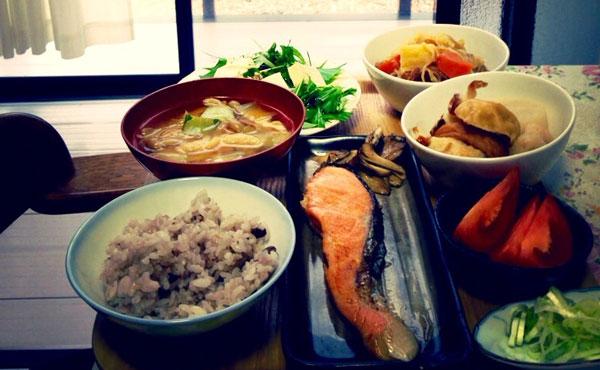 和食は美肌食材がたくさん使われています