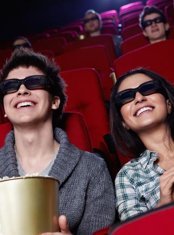 映画館デート