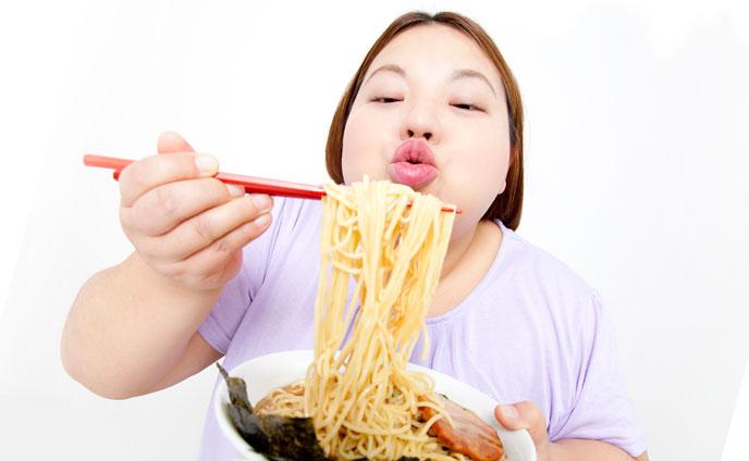 炭水化物は太る?