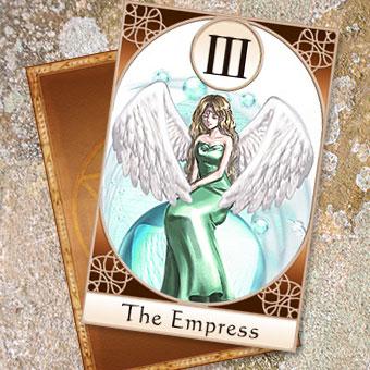 女帝(THE EMPRESS)