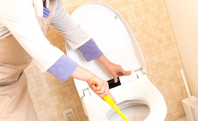 お金の神様はトイレに住んでいる!