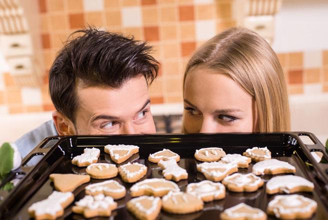 クッキー作りすぎたから食べて