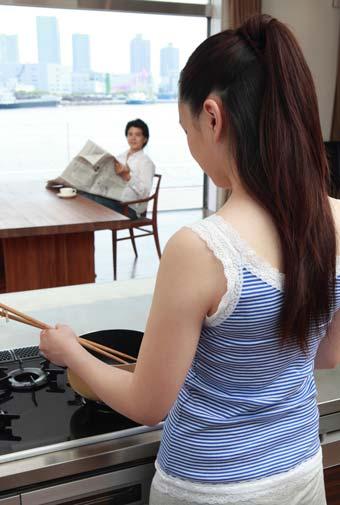 彼女に作ってもらいたい手料理はお味噌汁!