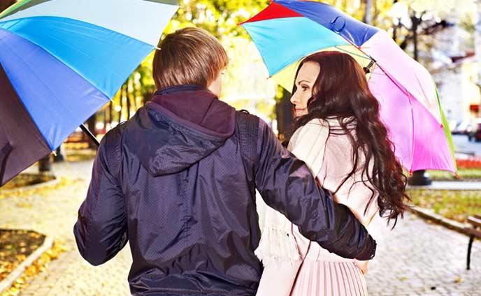 雨の日のデートにおすすめのプラン14選