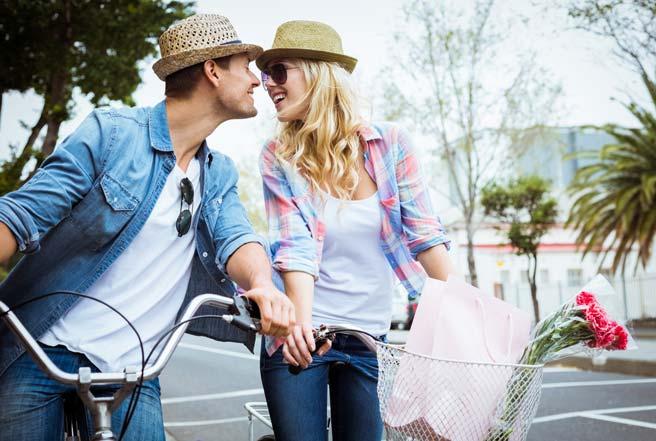 夏の買い物デート