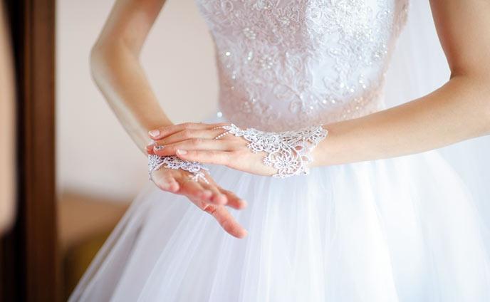 結婚式でのサムシングフォーの取り入れ方4つ