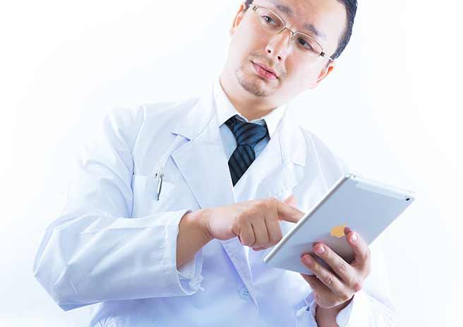 彼氏にしたい職業ランキング1位の医者