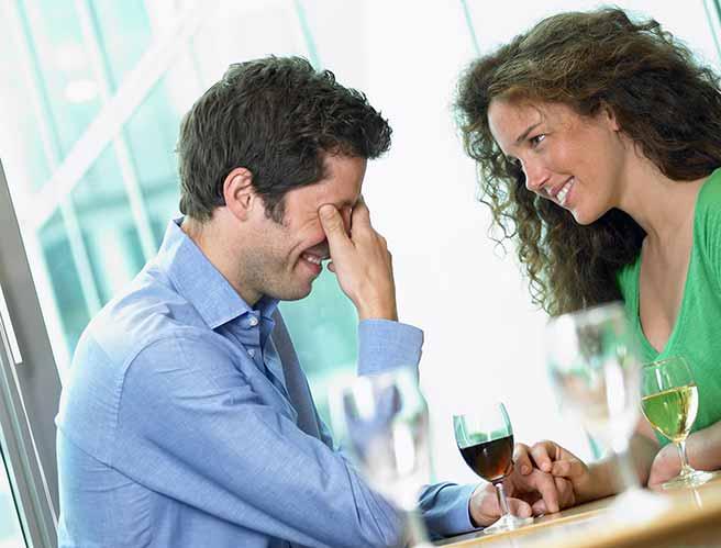 かっこ悪い恋人を受け入れる包容力のある女性