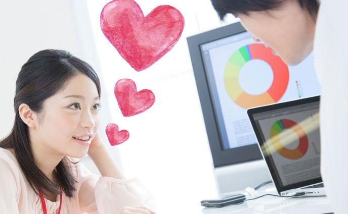 バイト先の先輩が好き・女子の恋を叶える距離の縮め方5つ