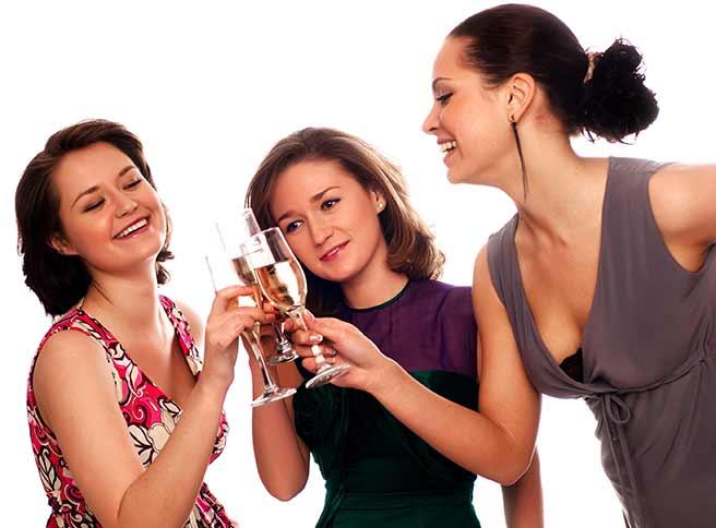 嫌な女が集まった嫌な女グループ
