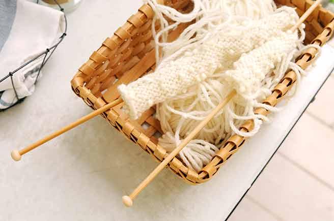 手作りプレゼントの鉄板な編み物