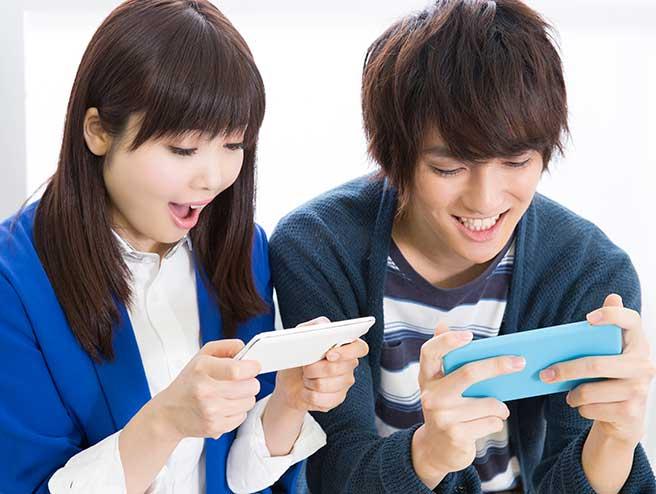ネトゲ恋愛が成就したゲーム好きカップル