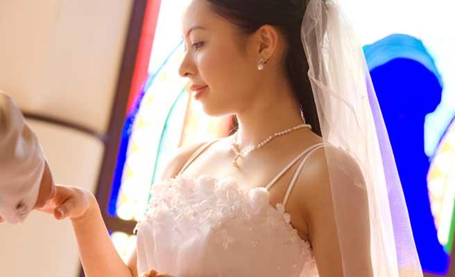 女性の結婚願望