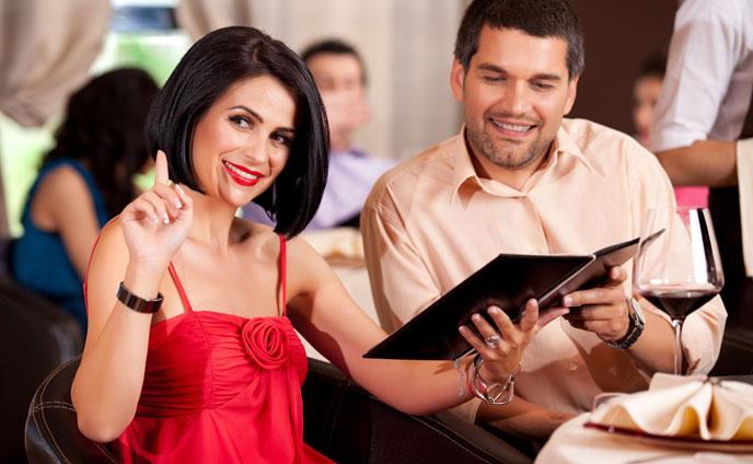 デートの食事で男の本気度を見抜く8つのポイント