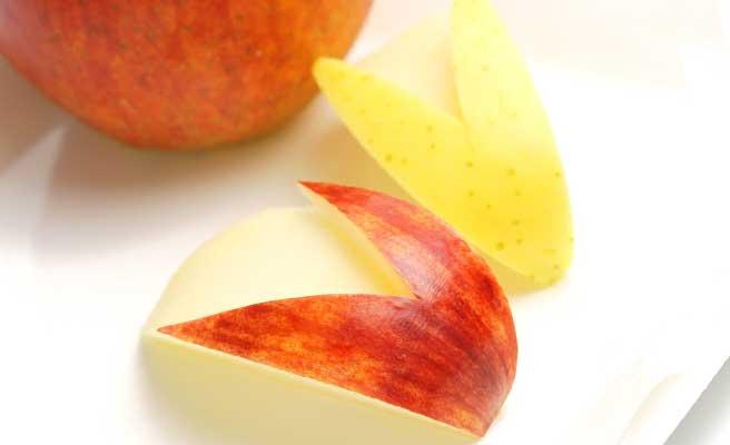 ウサギりんご