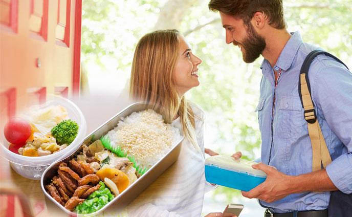 彼氏が喜ぶお弁当・ゴハンが捗るおかずでカレの胃袋を掴め