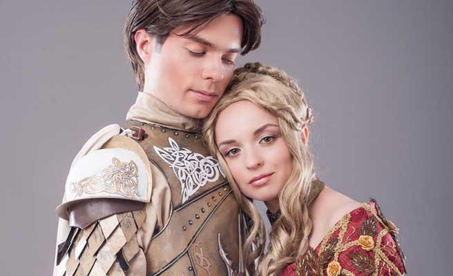 王子様とお姫様