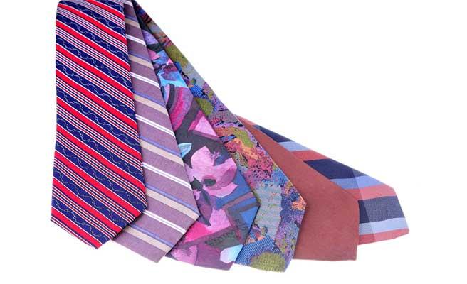 ネクタイのブランド