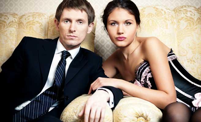 社会人男性と彼女
