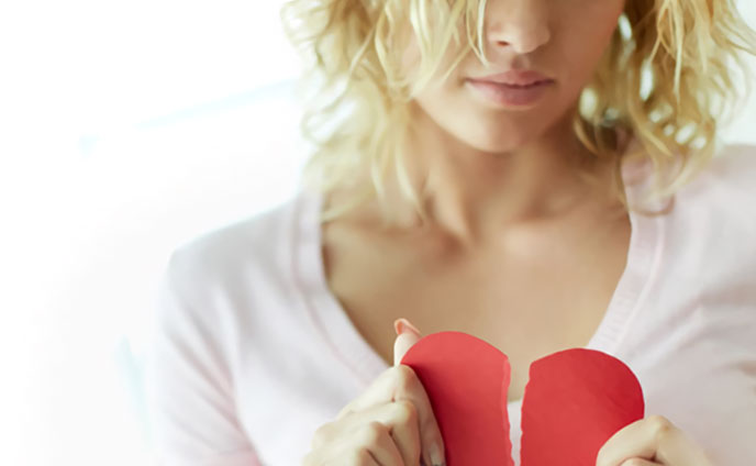 失恋したときすることリスト・頑張らずに心の傷を癒す方法