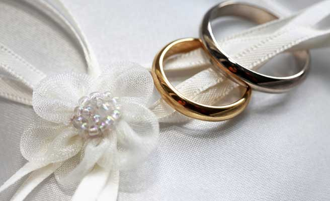 将来の結婚指輪