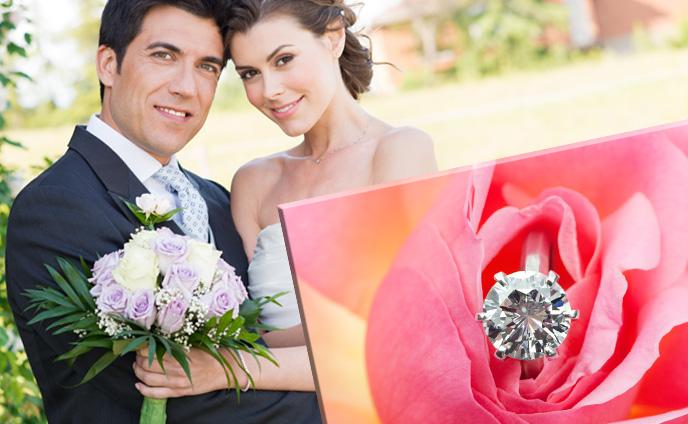 プロポーズを指輪なしでするメリットとリング以外の贈り物
