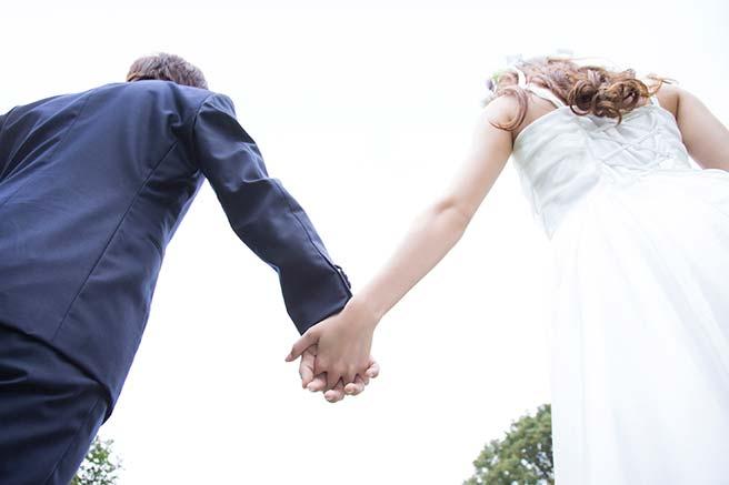 彼氏の頭の中の結婚式のイメージ
