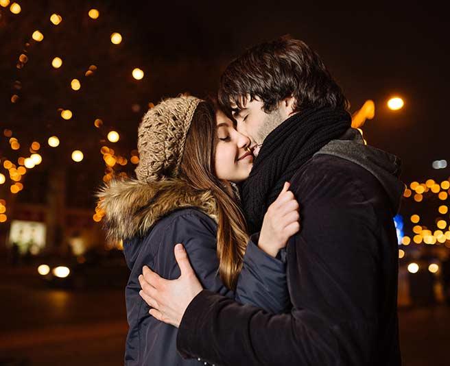 時間が長い別れ際のキス