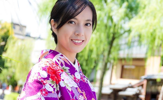 日本三大美人県の京都・秋田・博多美人のマネしたい特徴