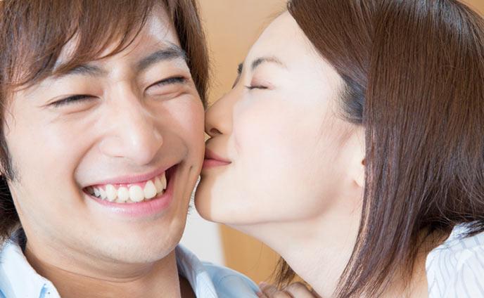女からキスする方法カレがキュンとくる正しいキスの仕方