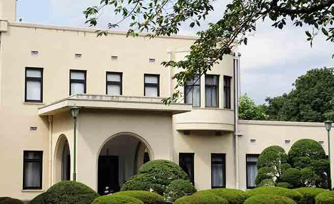 東京都庭園美術館本館