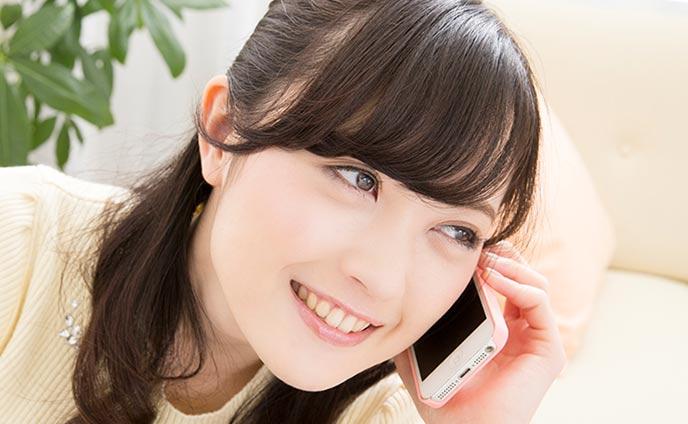 電話したいけど言えない…モテ女の好きな人への電話マナー