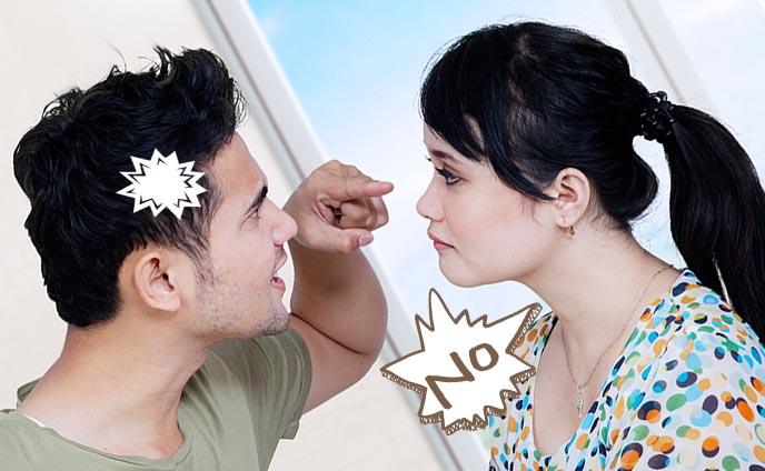 夫婦喧嘩の原因と解決の方法・ケンカの禁句と仲直りのコツ