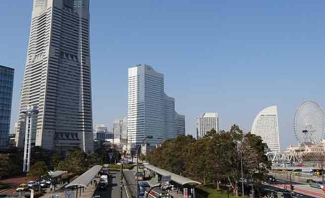 横浜ミナトみらい