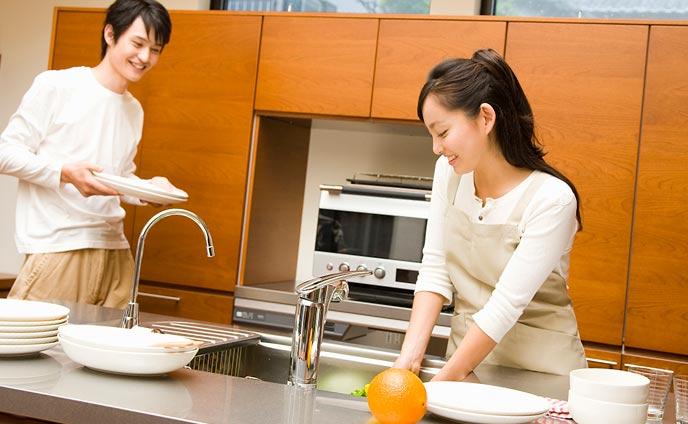 共働きは家事分担で時間短縮・夫婦の負担イライラ解消方法