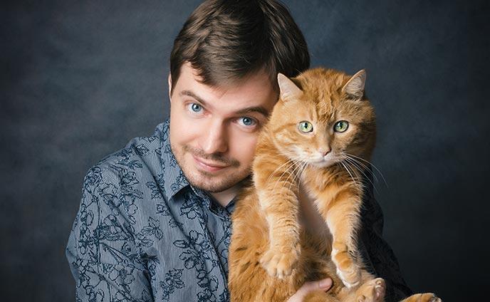 猫系男子の特徴と恋愛攻略法