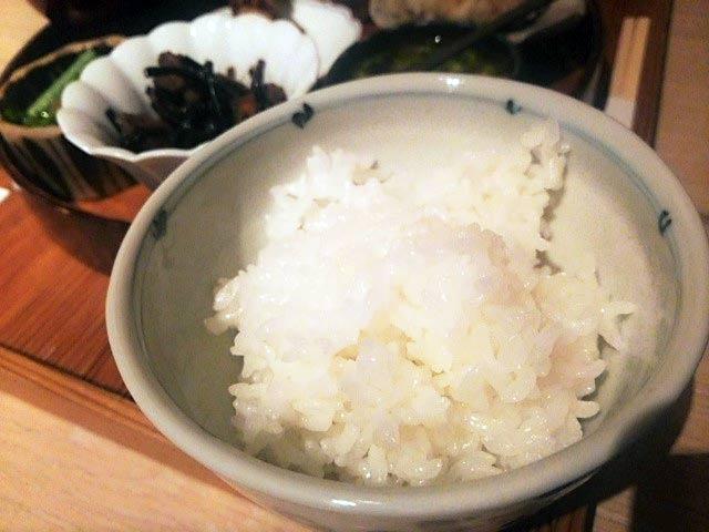 あまりに美味しいお米。買って帰りました