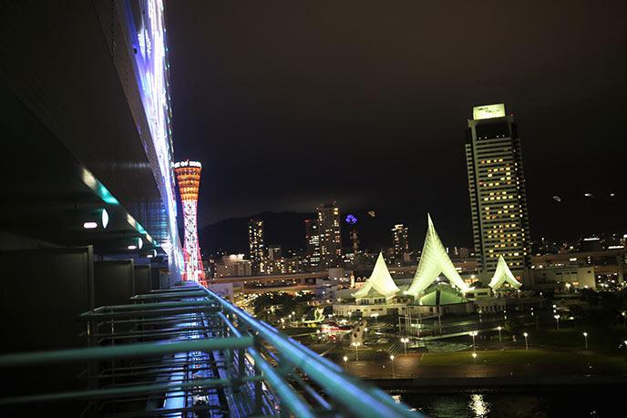 神戸ハーバーランド /神戸メリケンパークオリエンタルホテル