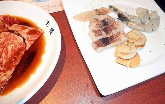 焼肉天壇 ニュースタイルビュッフェ 竹田店