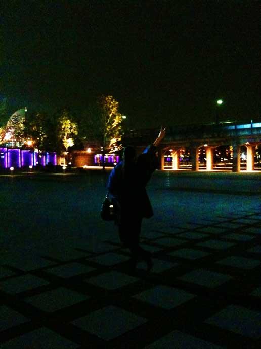 横浜赤レンガ倉庫周辺